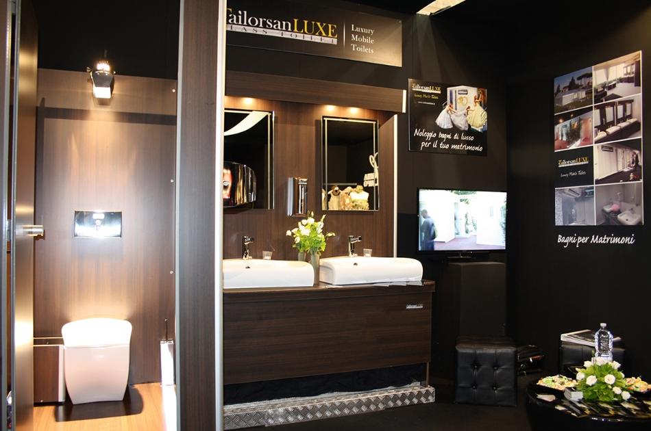 Noleggio bagni modulari ideali per matrimoni noleggio - Mobili bagno lusso ...