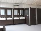 Lavabi e Cabine Mobili per bagno evento
