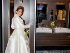"""La \""""sposa\"""" di dreamsposa.it entra nel bagno di lusso in occasione della Fiera Roma Sposa"""