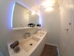 Monolight il bagno elegante da noleggiare per il tuo evento