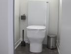 la cabina WC elegante a noleggio