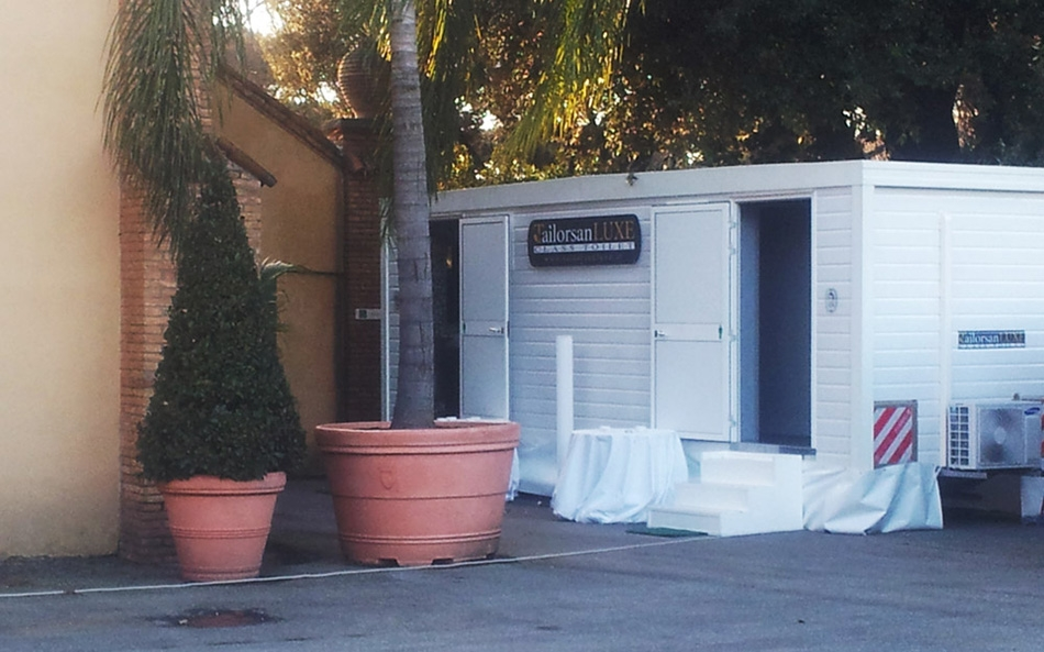 Fotografie Bagni di Lusso - Luxury Mobile Toilets Photos ...