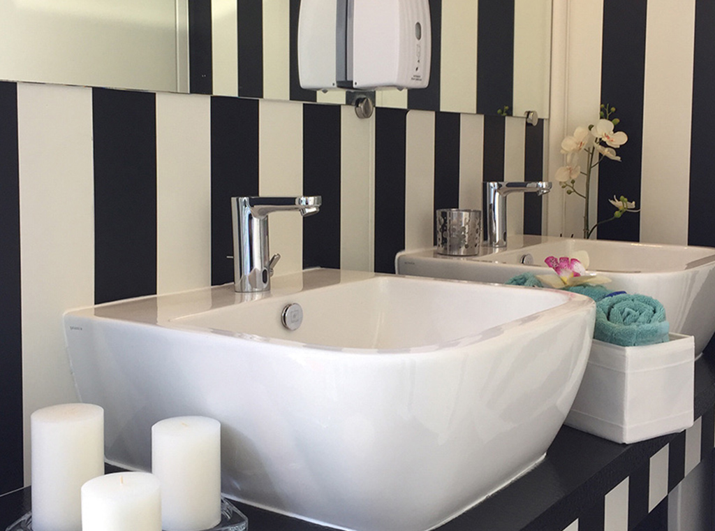 Personalizzazione bagni eleganti noleggio bagni di lusso - Mobili bagno classici eleganti ...