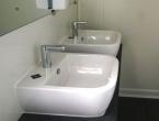 doppio lavabo per i tuoi eventi - class toilet a noleggio