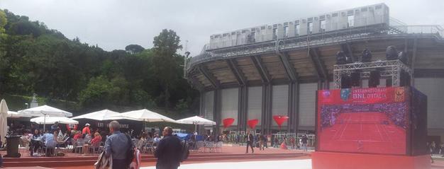 2013 e 2014 – Internazionali di Tennis
