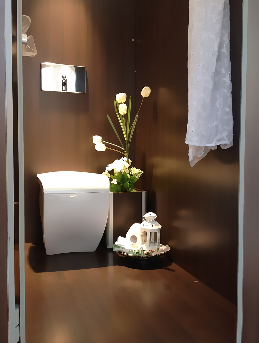 Affitto WC per matrimonio