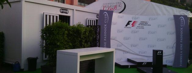 Gran Premio di Montecarlo per le ClassToilet